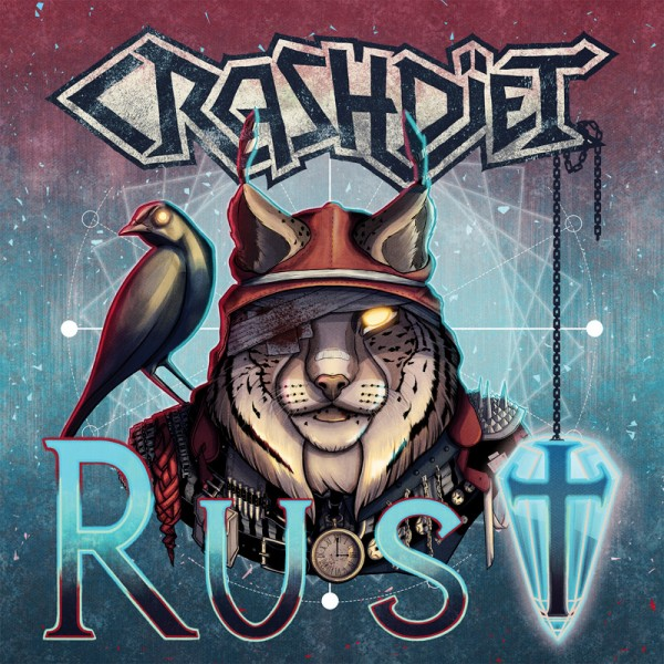 CRASHDIET - Rust - CD Jewelcase