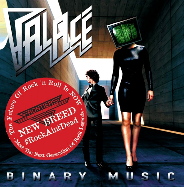 PALACE - Binary Music - CD Jewelcase *NEW BREED*