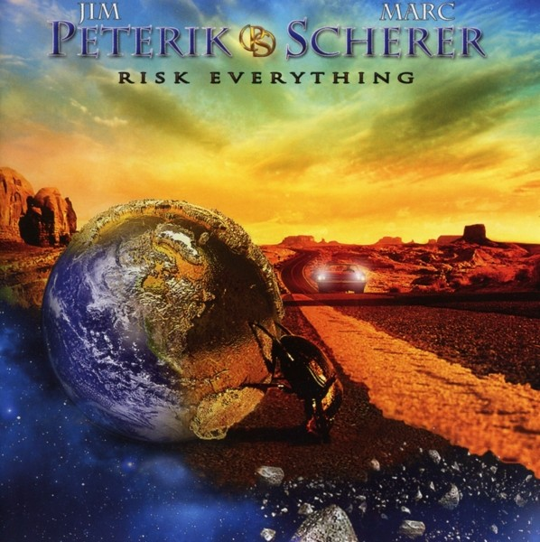 Peterik/Scherer - Risk Everything