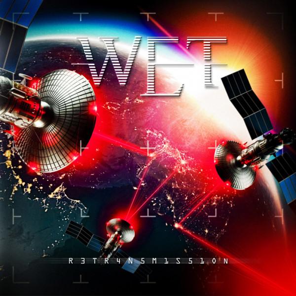 W.E.T. - Retransmission - CD Jewelcase