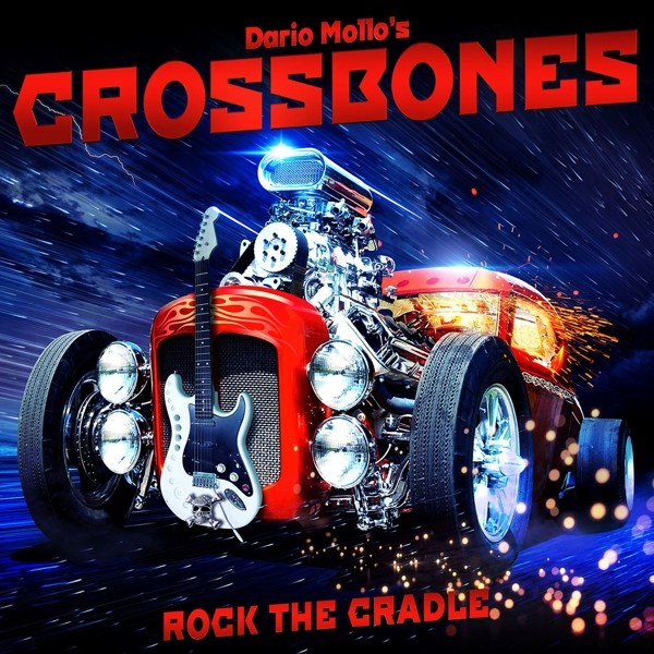 Dario Mollo's Crossbones - Rock The Cradle - CD Jewelcasse