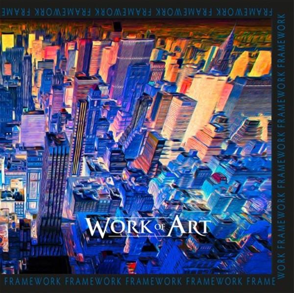 WORK OF ART - Framework - CD Jewelcase