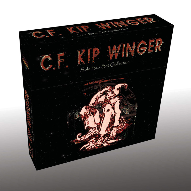 kip winger solo box set collection 5 cd box frontiers music official shop. Black Bedroom Furniture Sets. Home Design Ideas