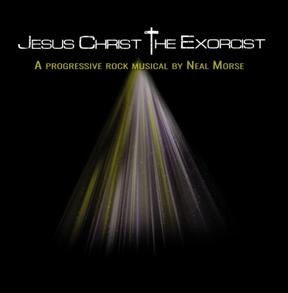 NEAL MORSE - Jesus Christ The Exorcist - 2-CD Jewelcase