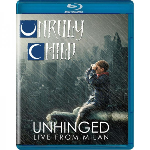 UNRULY CHILD - Unhinged: Live In Milan - Blu-Ray