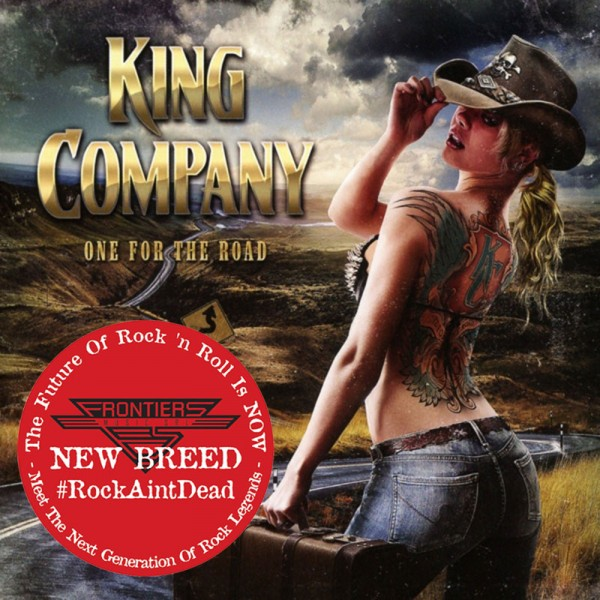 KING COMPANY - One For The Road - CD Jewelcase