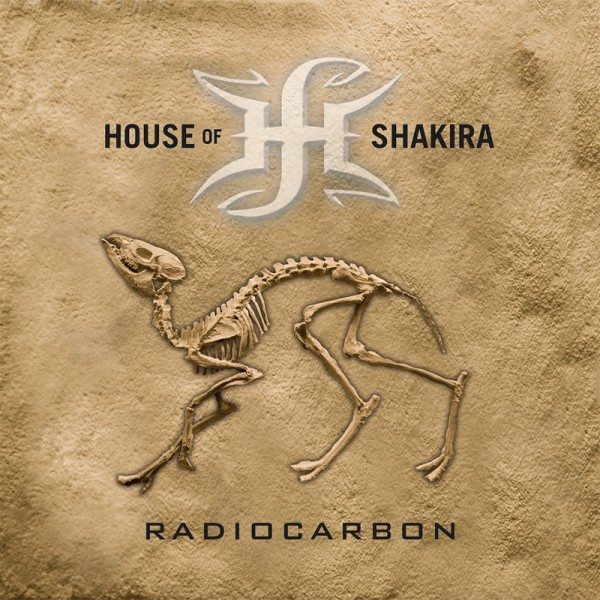 HOUSE OF SHAKIRA - Radiocarbon - CD Jewelcase