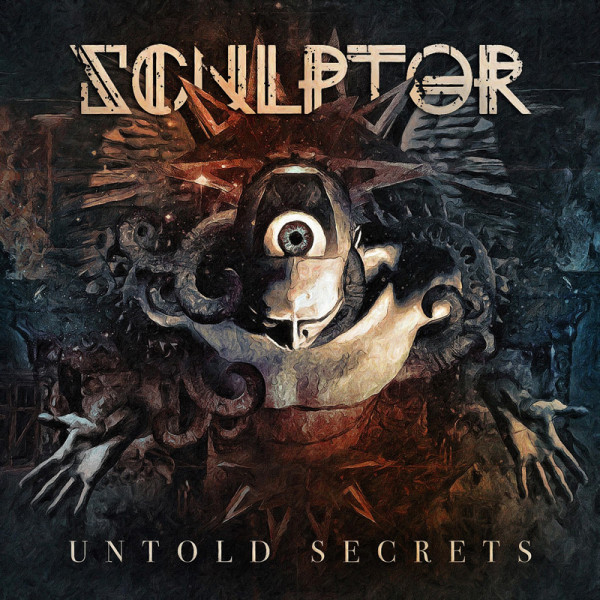 SCULPTOR - Untold Secrets - CD Jewelcase