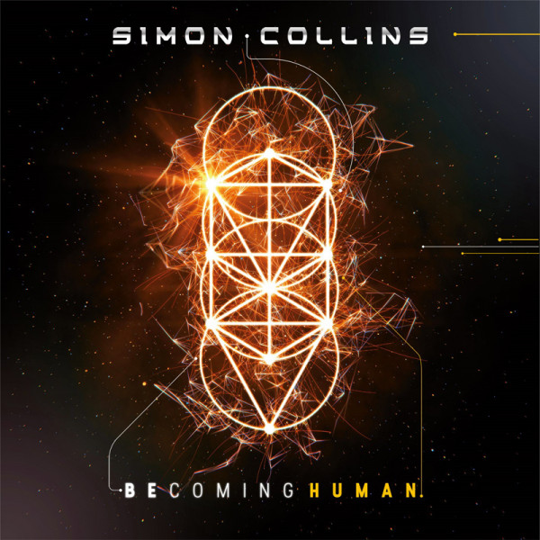 SIMON COLLINS - Becoming Human - CD Jewelcase