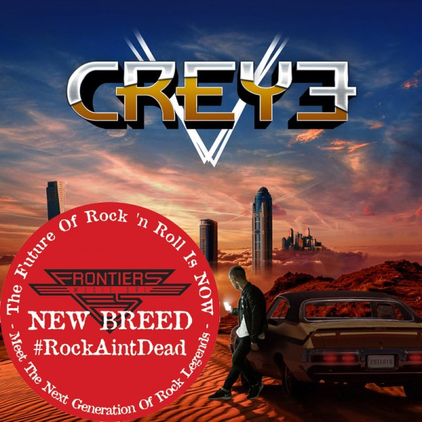 CREYE - Creye - CD Jewelcase *NEW BREED*