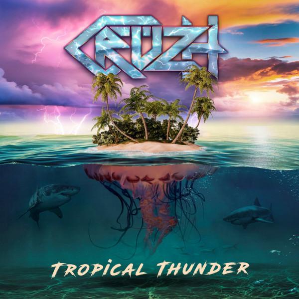 CRUZH - Tropical Thunder - CD Jewelcase