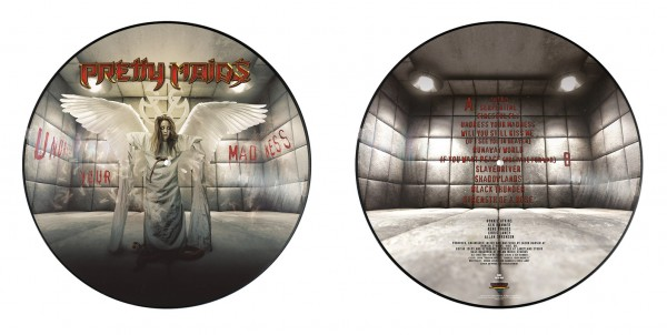 "PRETTY MAIDS - Undress Your Madness - 12""-Vinyl Picture-Disc - Exclusive !"