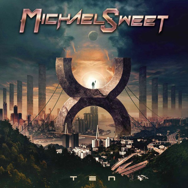MICHAEL SWEET - Ten - CD Jewelcase
