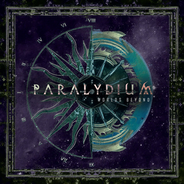 PARALYDIUM - Worlds Beyond - CD Jewelcase