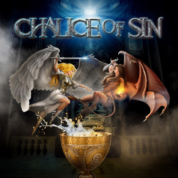 CHALICE OF SIN - Chalice Of Sin - CD Jewelcase