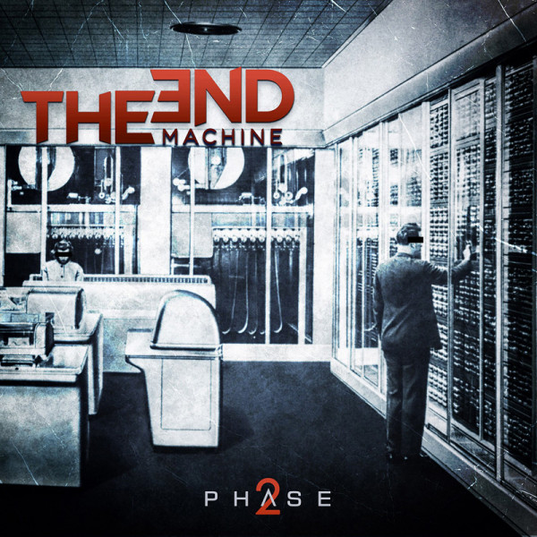 THE END: MACHINE - Phase2 - CD Jewelcase