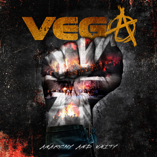 VEGA - Anarchy And Unity - CD Jewelcase