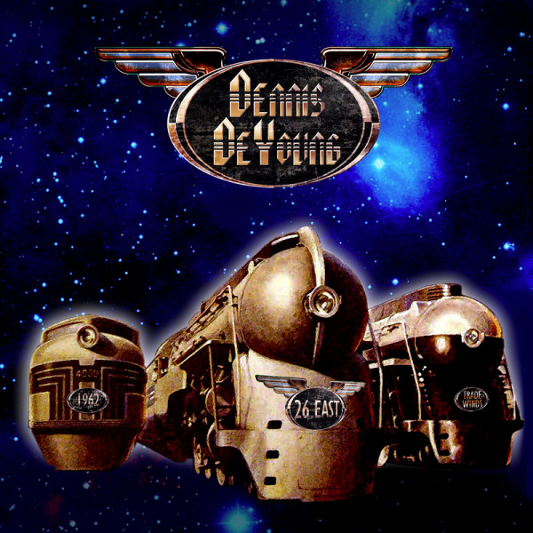 DENNIS DEYOUNG - 26 EAST: Volume 1 - CD Jewelcase