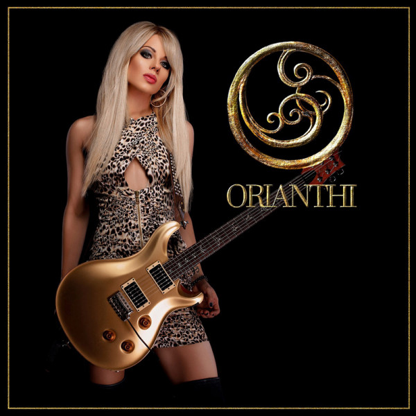 ORIANTHI - O - CD Jewelcase