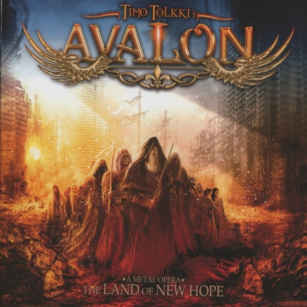 Tolkki,Timo's Avalon - The Land Of New Hope
