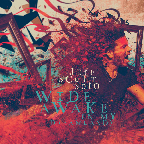 JEFF SCOTT SOTO - Wide Awake (In My Dreamland) - 2-CD Jewelcase