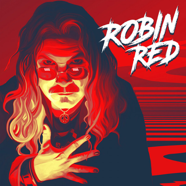 ROBIN RED - Robin Red - CD Jewelcase