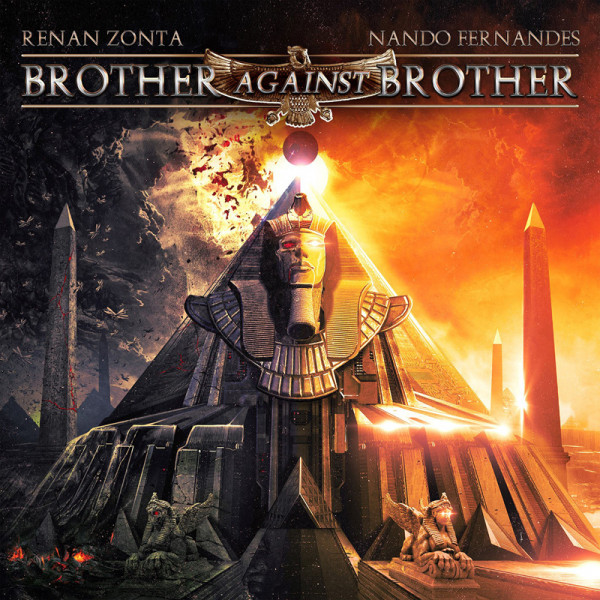 BROTHER AGAINST BROTHER - Brother Against Brother - CD Jewelcase