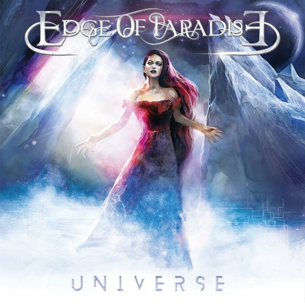 EDGE OF PARADISE - Universe - CD Jewelcase