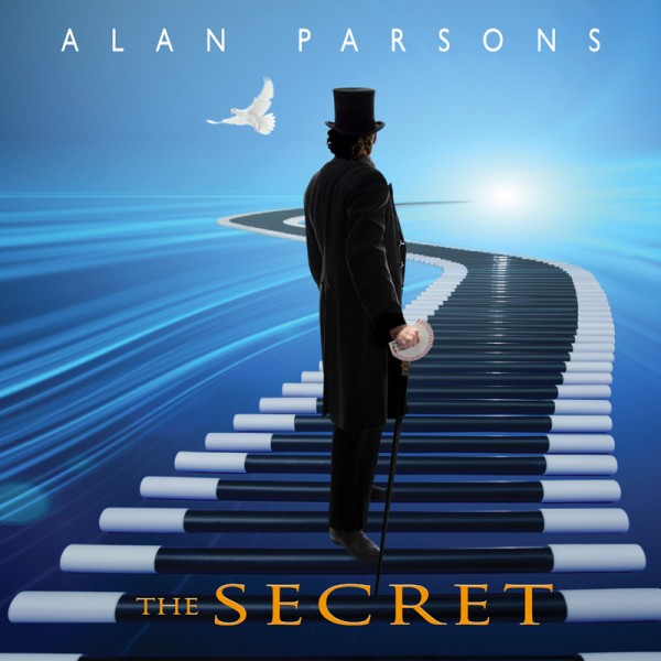 ALAN PARSONS - The Secret - CD Jewelcase