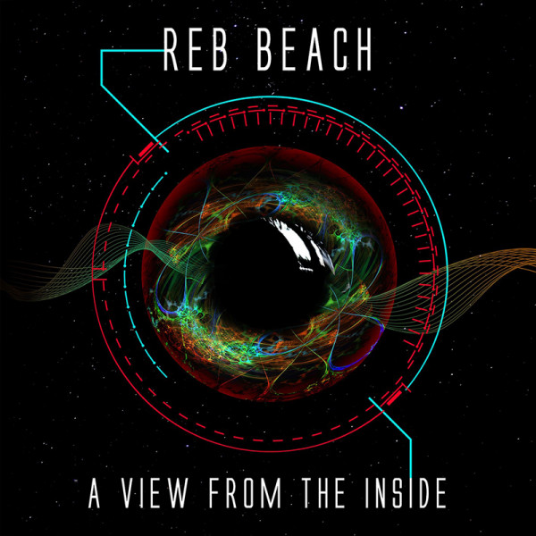 REB BEACH - A View From The Inside - CD Jewelcase