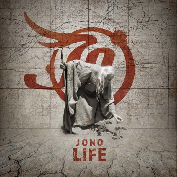 JONO - Life - CD Jewelcase