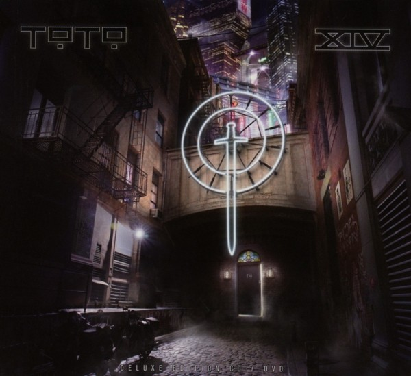 TOTO - Toto XIV - Ltd.Ecolbook CD+DVD-Edition