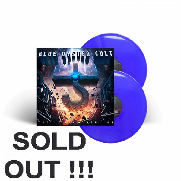 BLUE ÖYSTER CULT - The Symbol Remains - Ltd. Gatefold BLUE 2-LP, 180g - Shop Exclusive!