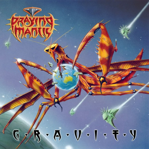 PRAYING MANTIS - Gravity - Digipak CD