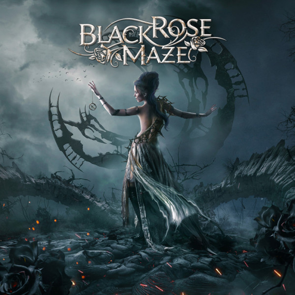 BLACK ROSE MAZE - Black Rose Maze - CD Jewelcase