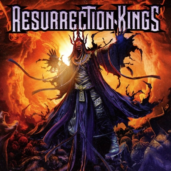 RESURRECTION KINGS - Resurrection Kings - CD Jewelcase