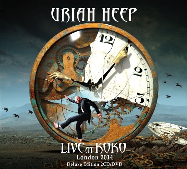 Uriah Heep - Live At Koko (Ltd.Digipak)
