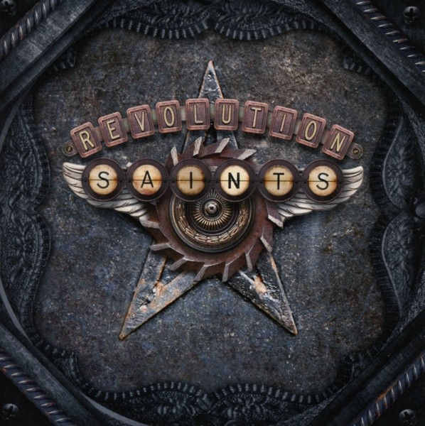 Revolution Saints - Revolution Saints CD