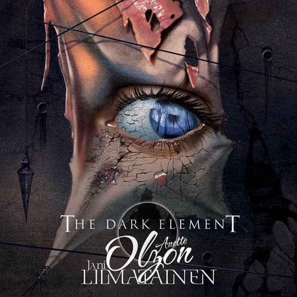THE DARK ELEMENT - The Dark Element - Ltd. Gatefold Black Vinyl 180 Gram
