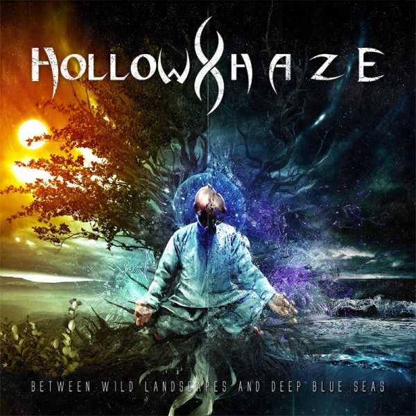 HOLLOW HAZE - Between Wild Landscapes And Deep Blue Seas - CD Jewelcase