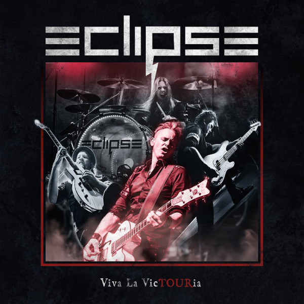 ECLIPSE - Viva La Victouria - 2CD+DVD Digipak