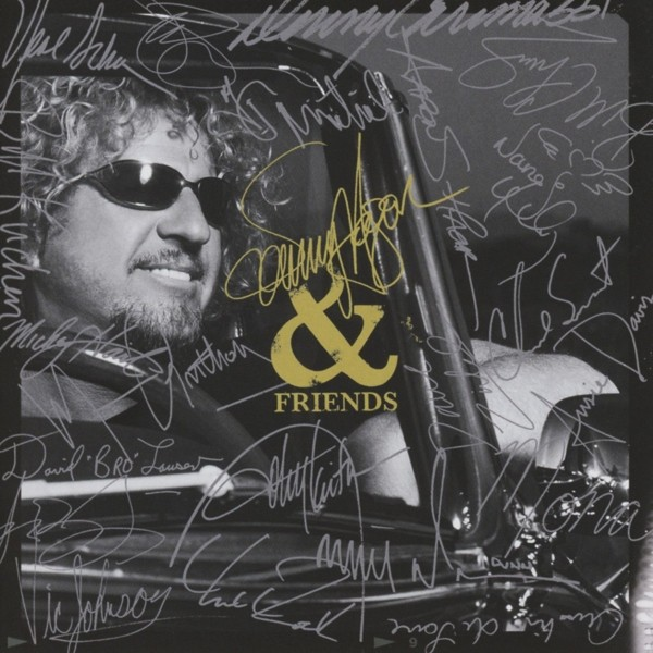 SAMMY HAGAR - Sammy Hagar & Friends - CD Jewelcase