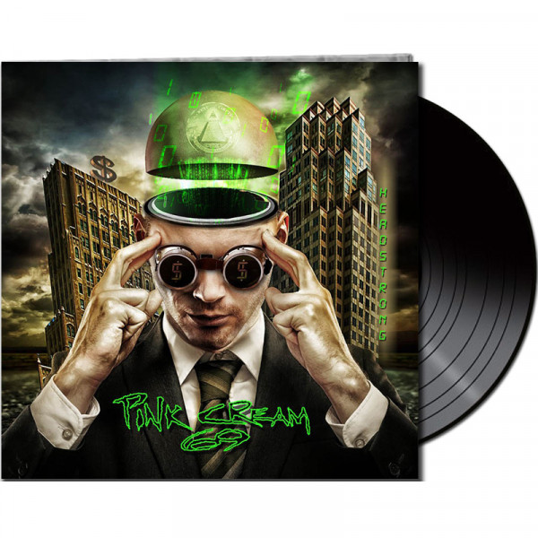 PINK CREAM 69 - Headstrong - Ltd. Gatefold Black Vinyl 180 Gram