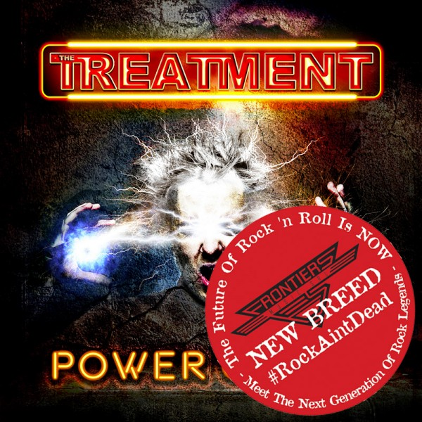 THE TREATMENT - Power Crazy - CD Jewelcase *NEW BREED*