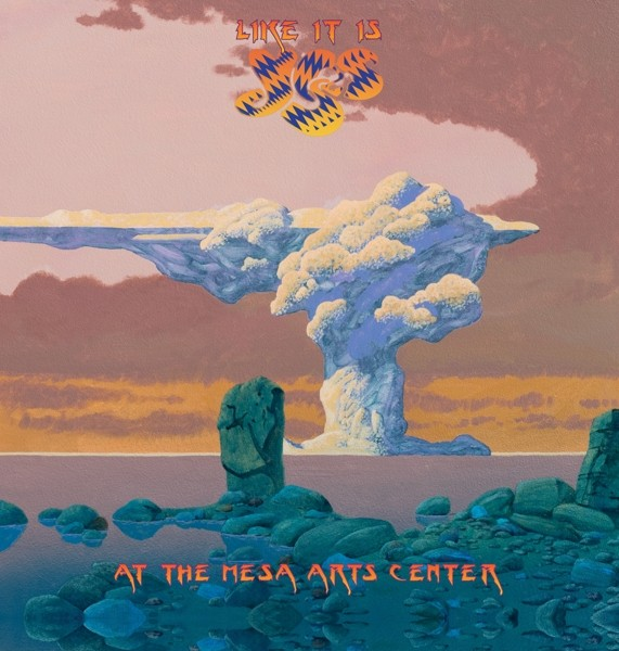 Yes - Like It Is-Yes At The Mesa Arts Center - Ltd.Gatefold