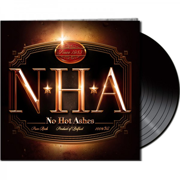 NO HOT ASHES - No Hot Ashes - LTD Gatefold Black Vinyl, 180 Gram
