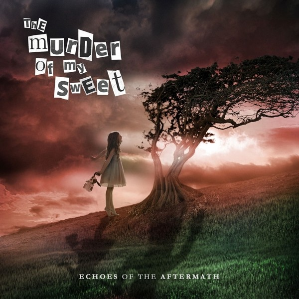 THE MURDER OF MY SWEET - Echoes Of The Aftermath - CD Jewelcase