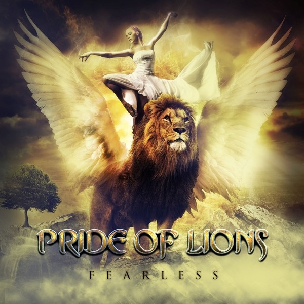 PRIDE OF LIONS - Fearless - CD Jewelcase