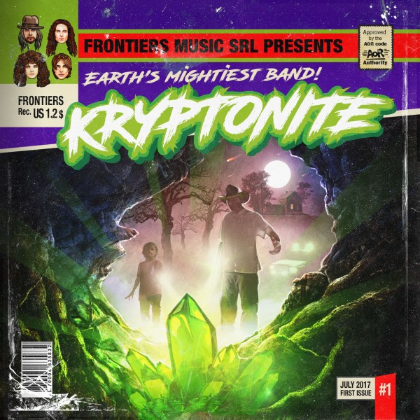 KRYPTONITE - Kryptonite - CD Jewelcase