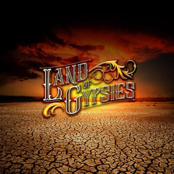 LAND OF GYPSIES - Land Of Gypsies - CD Jewelcase